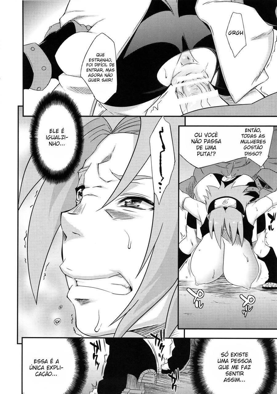 Sakura Hentai: Sexo com o inimigo - Foto 11
