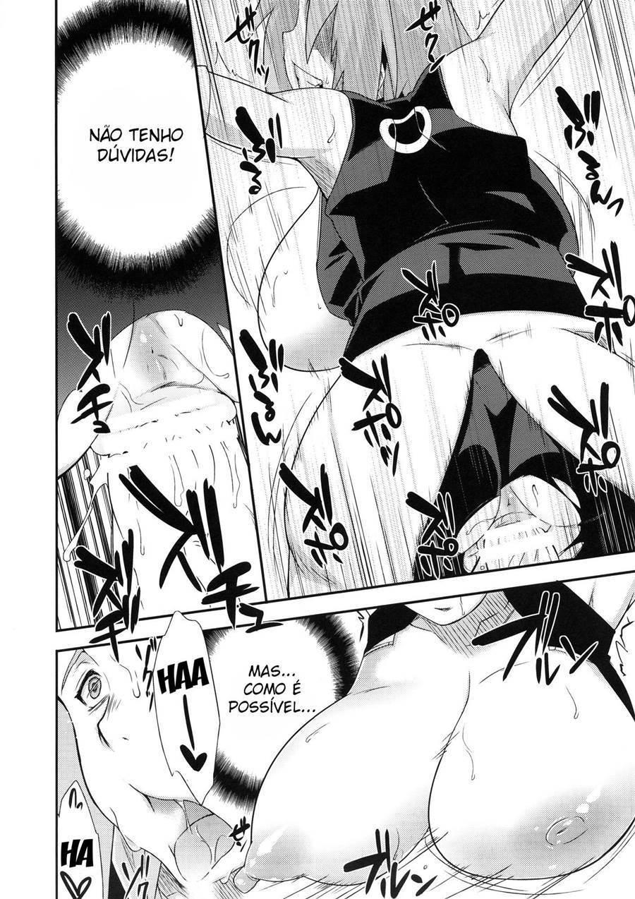 Sakura Hentai: Sexo com o inimigo - Foto 13