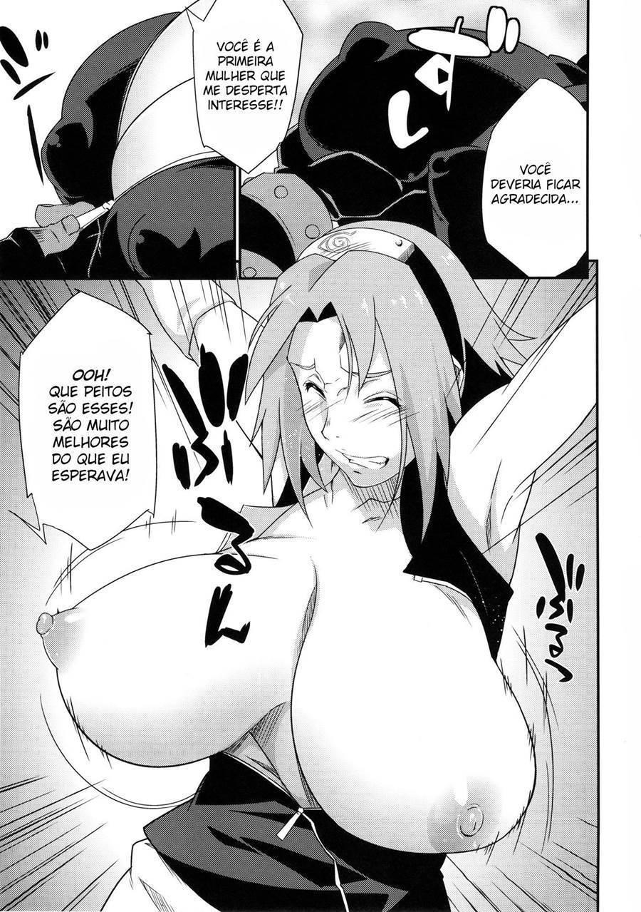 Sakura Hentai: Sexo com o inimigo - Foto 4