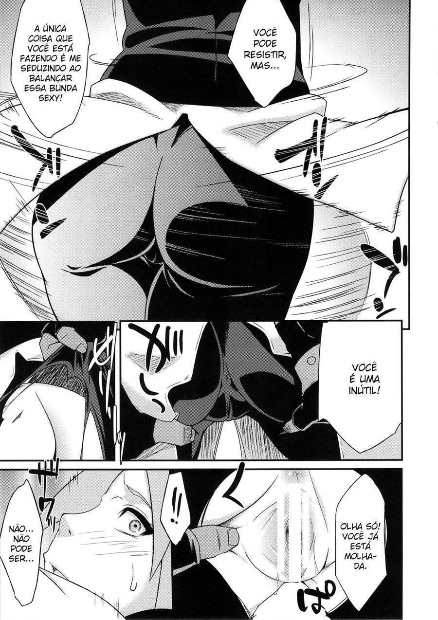 Sakura Hentai: Sexo com o inimigo - Foto 8
