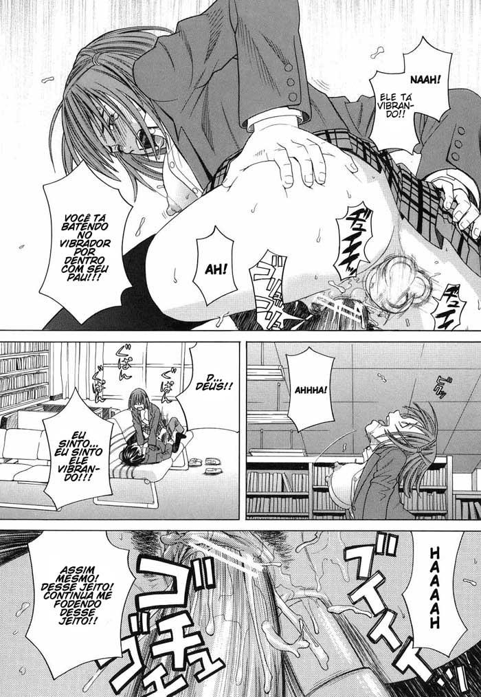 O primeiro anal de Mihiro - Foto 21