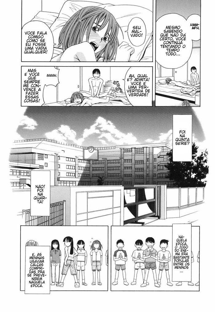 O primeiro anal de Mihiro - Foto 3