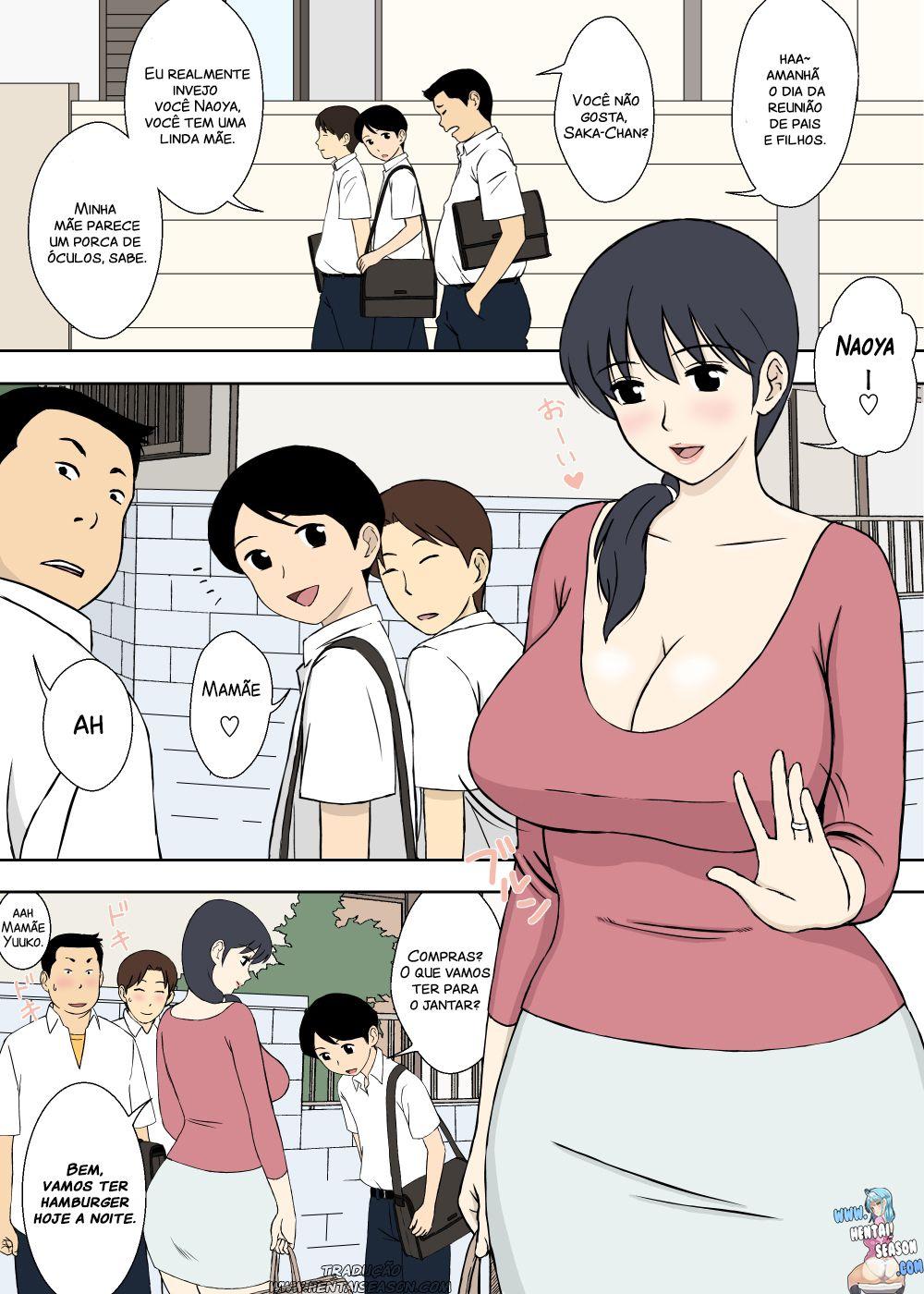Treinamento de sexo da mamãe - Foto 3