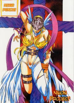 Digimon Hentai Pornô: O anjo caído
