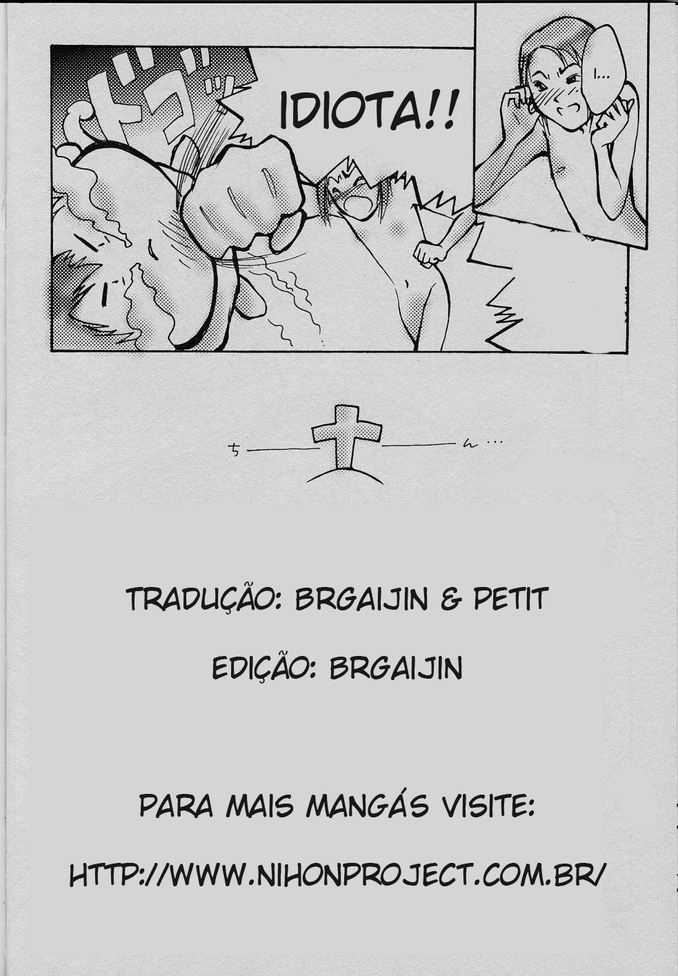 Digimon Hentai Pornô: O anjo caído - Foto 25