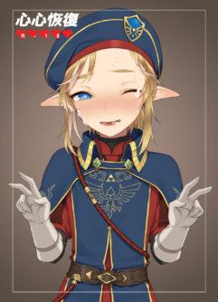 O soldadinho de Zelda