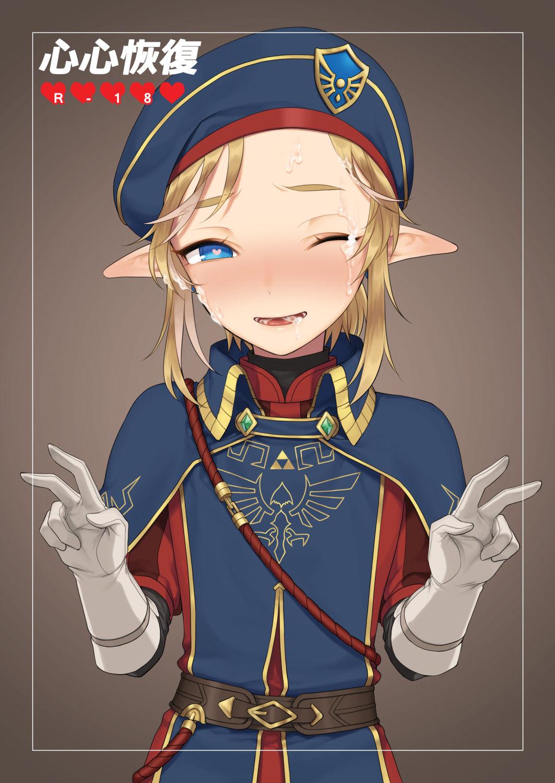 O soldadinho de Zelda - Foto 1