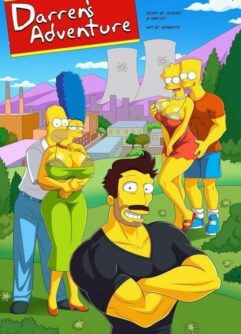 Simpsons: As aventuras sexuais de Darren