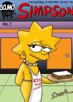 Lisa é uma putinha