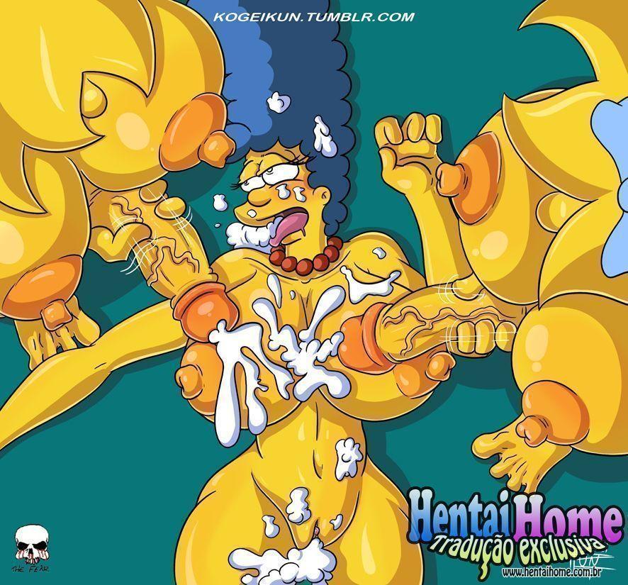 As futas dos Simpsons - Foto 5