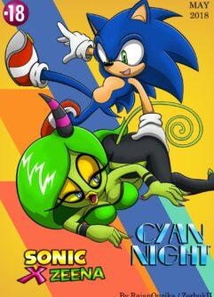 Sonic HQ de Sexo