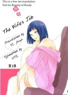 A missão da esposa Hinata