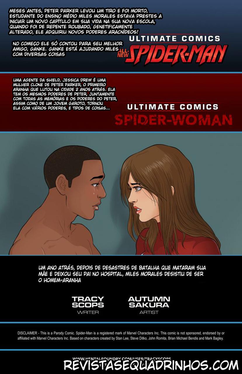 Peter Parker em corpo de mulher - Foto 2