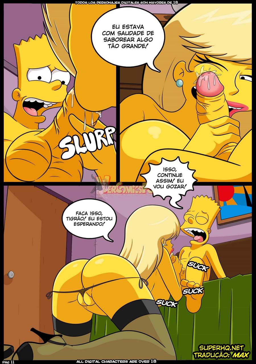 Bart no seu dia de sorte - Foto 12