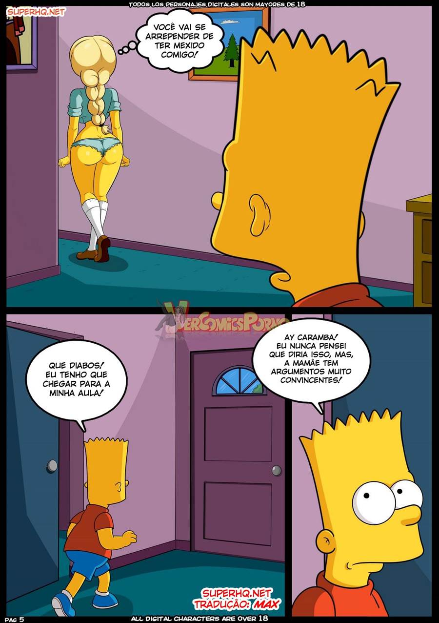 Bart no seu dia de sorte - Foto 6
