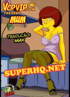 A mamãe de Homer