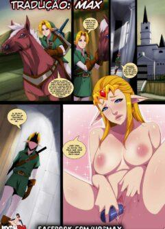 Recompensa real de Zelda