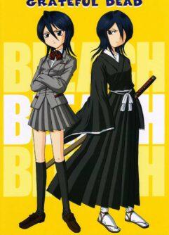 A buceta vadia de Rukia