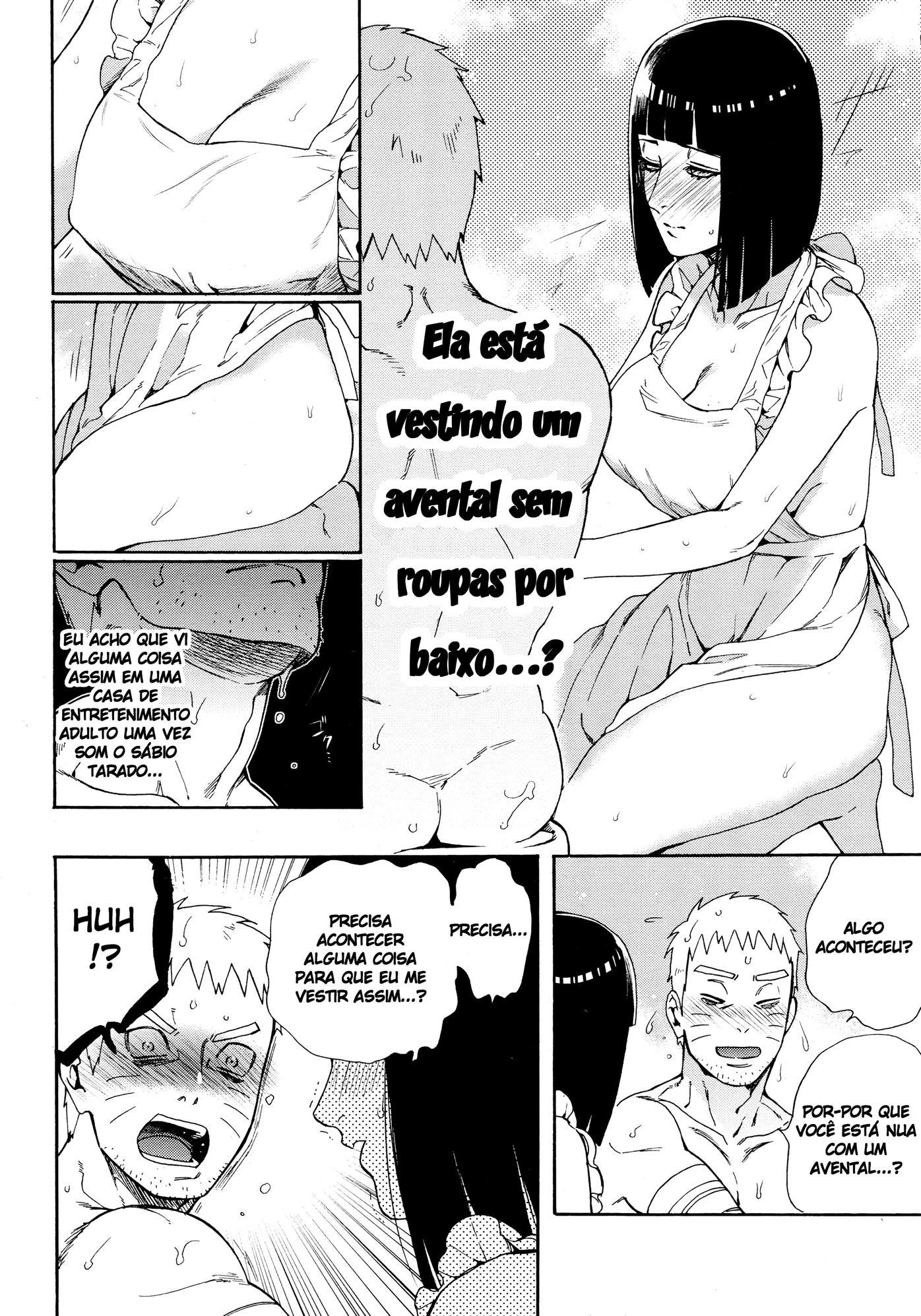 A solidão sexual de Hinata - Foto 15