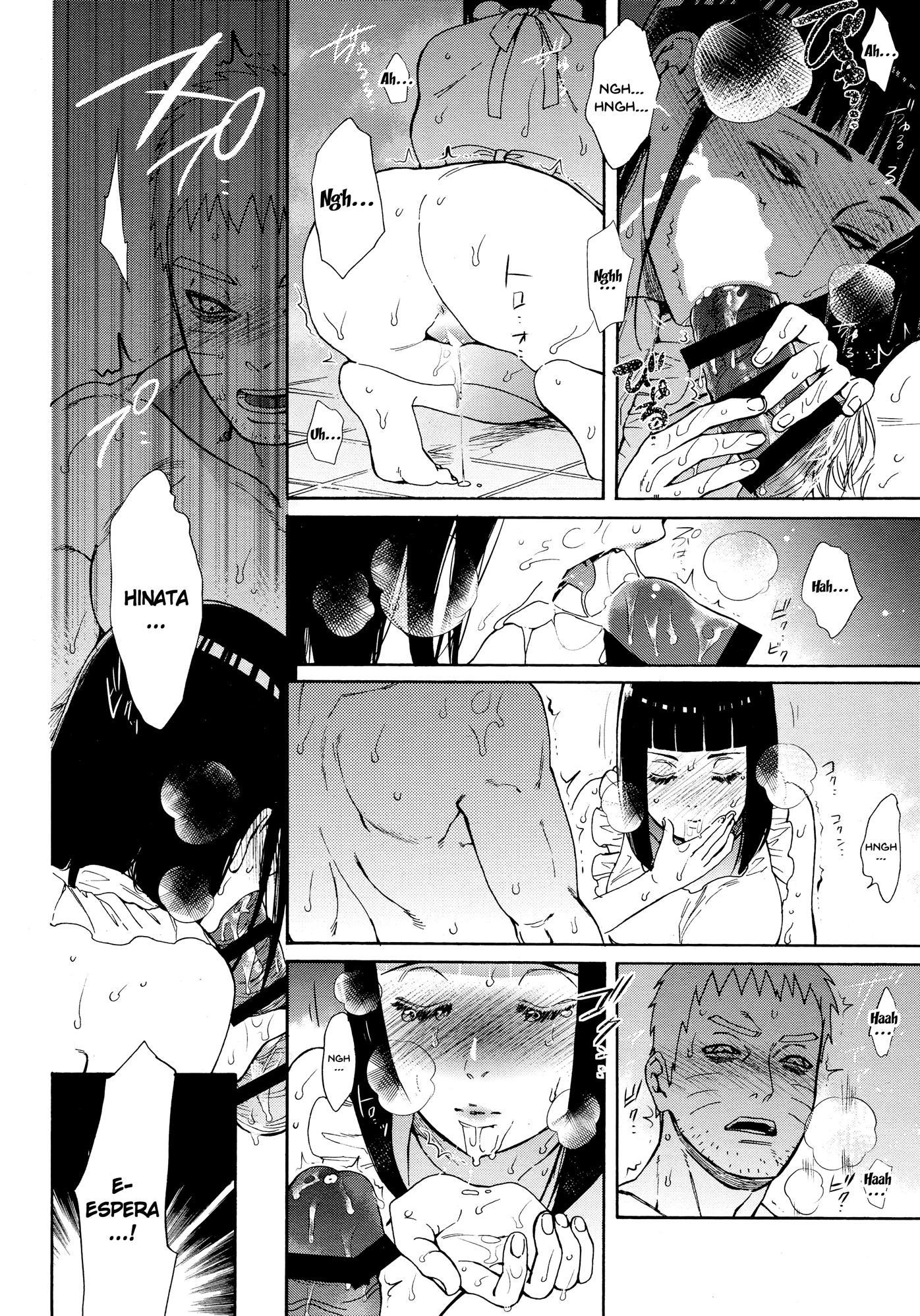 A solidão sexual de Hinata - Foto 19