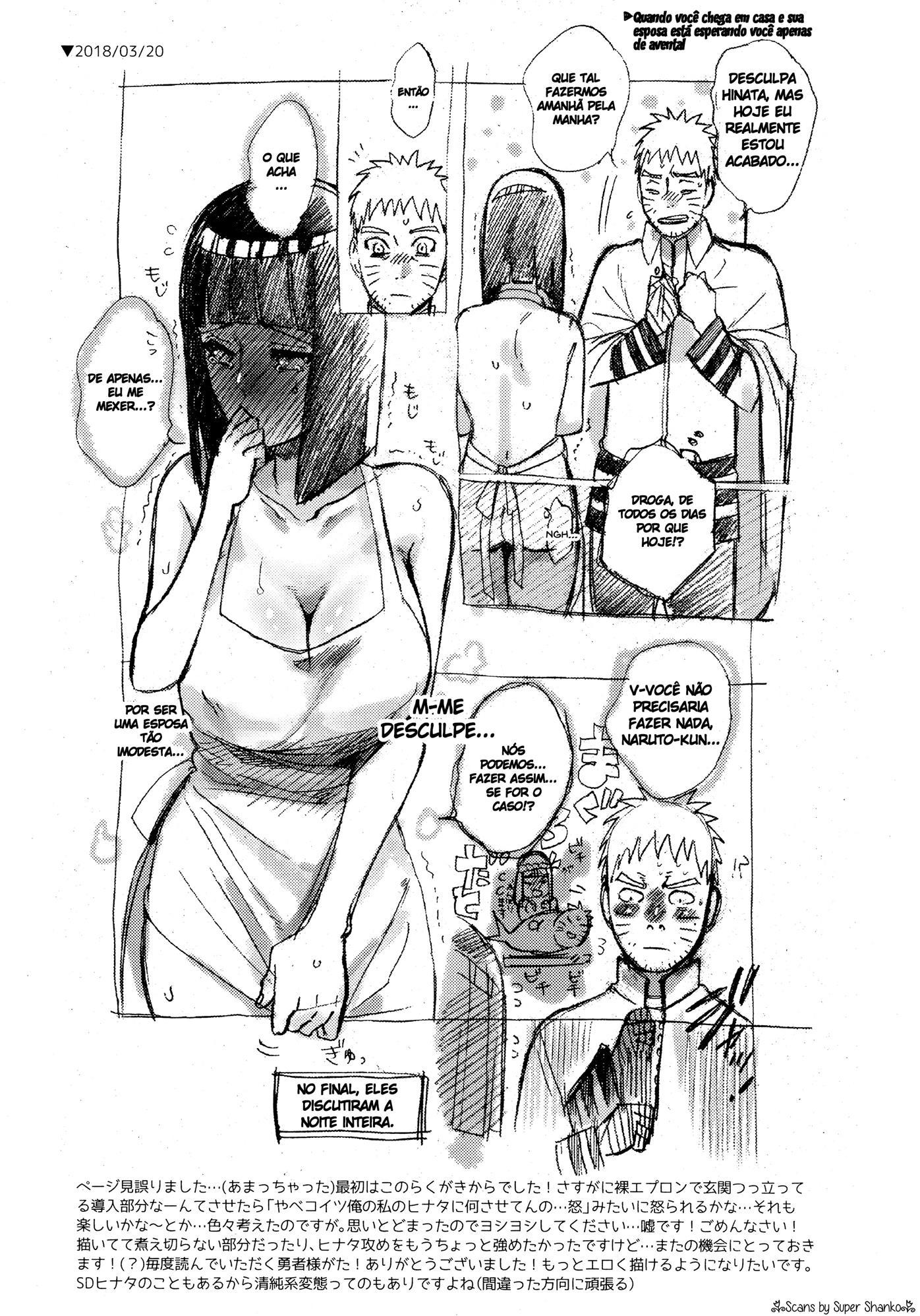 A solidão sexual de Hinata - Foto 36